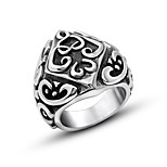 Men And Women Fashion Pattern Ring