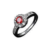 Hot Sale women gold plated casual Promise Ring three color for choice