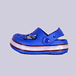 Kids' Led lighting Shoes Outdoor beach sandal shoes / Casual Silicone Boat Shoes Blue / Pink / Light Green