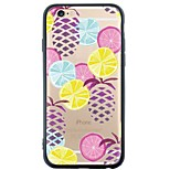 iPhone SE/5s/5 TPU Soft Fruits Back Cover