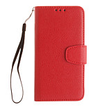 Litchi Grain Flip Leather Wallet Case Stand Cover For Samsung Galaxy S6 /S6 Edge/S6 Edge Plus/S7/S7 Plus/S7 Edge