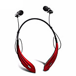 AWEI A810BL Sports Bluetooth 4.0 Headphones  Noise Isolation with Microphone and Volume Control