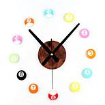 Moderno/Contemporâneo Outros Relógio de parede,Outros Acrilico 30*30*5 Relógio