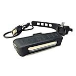 Radlichter,Frontleuchten / Rückleuchten / Radlichter-5 Modus 150 Lumen Wasserdicht / Wiederaufladbar / Einfach zu tragen / Farben ändern