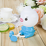 Creative Blue Piggy Shape Light  Night Light