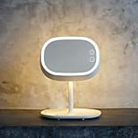 rechargeables miroir lampe led miroir de maquillage veilleuses lampe de table feux de maison intelligente