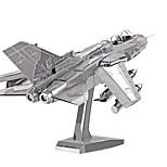 Puslespill 3D-puslespill / Metallpuslespill Byggeklosser DIY leker Luftkraft Metall Pink Modell- og byggeleke