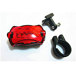 Eclairage de Velo,Ampoules LED-6 Mode 1 Lumens penggera / Couleurs changeantes AAAx2 Batterie Cyclisme/Vélo Rouge Vélo others 1