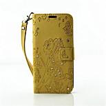 neue Diamant Prägung Brieftasche Shell PU-Leder Etui für / s7 Rand Luxus s7 Samsung Galaxy magnetische Abdeckung Haut