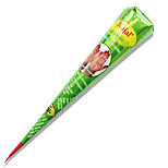 1PCS RED Henna Mehndi Cone Natural Herbal Temporary Tattoo Ink Body Paint Mehandi 25G