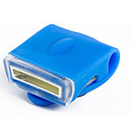 Luci bici,Illuminazione anteriore / Luci di coda-5 Modo More Lumens Impermeabile / Ricaricabile / Facile da trasportare AltroxBuilt-in