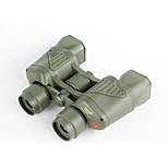 50*50 7X Night Vision  Binoculars Telescope HD Portable Binoculars Steady Binoculars Army 56M/1000M Green