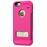 Luxury Two in One Ultra Thin Plating Protective Back Cover Hard Case with Card for Apple iPhone SE/iPhone 5S/iPhone 5