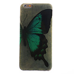 TPU Material + IMD Crafts Perfect Fit Butterfly Pattern Soft Cellphone Case for iPhone 6/6S/6 Plus/6S Plus