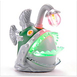 Radio Control Robots Wireless Infrared Remote Flash Fish YQ88198-1