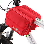 Roswheel®  Multicolour Cycling Bike Bicycle Front Top Tube Bag Pannier Bicycle Double Pouch Package