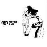 One Piece Portgas D. Ace Wall Stickers PVC Removable Bedroom Black Cucoloris Wall Decals