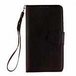 Litchi Grain Flip Leather Wallet Case Stand Cover For Huawei P7/P8/Ascend P9/P8 Lite/Ascend P9 Lite