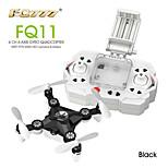 FQ777 FQ11W dar 6 as 4-kanaals 2.4G RC Quadcopter Terugkeer via 1 toets / Headless-modus / 360 graden flip tijdens vlucht