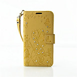 New Diamond Embossing Wallet Shell PU Leather Case for Nokia 650 Luxury Magnetic Cover Skin