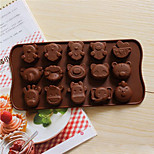 Elephant LOVE Chocolate Mold Fondant Mold Shape