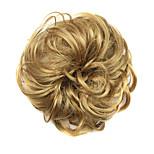 Wig Golden 6CM High-Temperature Wire Hair Circle Colour 1011