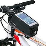 Bolsa para Cuadro de Bici Impermeable / Cremallera a prueba de agua / Listo para vestir / A Prueba de Golpes Ciclismo Malla / Terileno