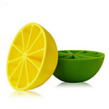 1PCS Lemon Shaped Ice Mold Making Tools Ice Tray Mold Lemon Trays Ice Moulds