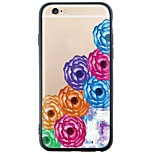 iPhone SE/5s/5 Colorful TPU Soft Back Cover