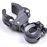 Outdoor Sports Cycling Bike Flashlight Mount Holder Bike Torch Holder Support Clip Clamp Lantern