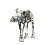 Jigsaw Puzzles 3D Puzzles / Metal Puzzles Building Blocks DIY Toys Metal Silver Model & Building Toy