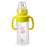 Feeding bottle Plastic For Nursing / Feeding Tableware 0-6 months / 1-3 years old / 6-12 months
