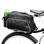 Outdoor Traveling ROSWHEEL10L Waterproof Cycling Bicycle Bike Rear Rack Back Seat saddle Bag