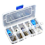 Small 10 Case Parts Box Element Box