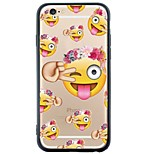 iPhone SE/5s/5 Cartoon TPU Soft Back Cover