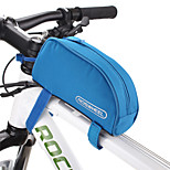 Roswheel® 1L Outdoor Mountain Bicycle Cycling Frame Front Top PVC Tube Bag Bike Pouch 12654