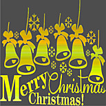 Weihnachten / Romantik / Mode / Feiertage / 3D Wand-Sticker Flugzeug-Wand Sticker,vinyl 58*37cm
