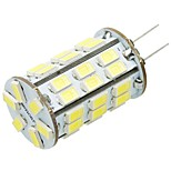 G4 Led Bulb 8W 42 x 5730 SMD LEDs 800 - 1200LM LED Corn Light LED Globe Bulbs DC12V