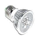 HRY® 3W E27 2Red+1Blue for Garden Greenhouse Hydroponic Indoor Cultivation LED Plant Grow Light Bulb(85-265V)
