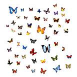 Animais / Desenho Animado / Vida Imóvel / Moda / Lazer Wall Stickers Autocolantes de Aviões para Parede,PVC 45*30*0.1