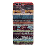 TPU Material Color Hollow Stripe Pattern Soft Phone Case for Huawei P9/P9 Lite
