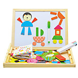 Magnetic New Spell Spell, Fancy Little Sketchpad, Puzzle Toys,a