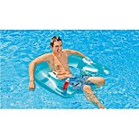 INTEX Sit 'n Float Classic Inflatable Raft Swimming Pool Lounge152*99
