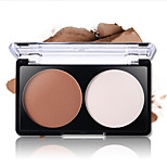 By Nanda® Highlight And Bronzer Two Color In One Box