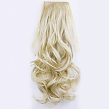 Flaxen Length 50CM Factory Direct Sale Bind Type Curl Horsetail Hair Ponytail(Color 22/613)