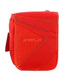 M Size Camera Case for Casio zr1000/zr1200/rx100  8*3.5*10 Red