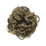 Wig Stuffy Cyan 6CM High-Temperature Wire Hair Circle Colour 6004M