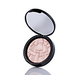 Pressed Powder Dry Pressed powder Long Lasting / Natural Face Golden