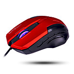 War Wolf 3D Wired Gaming Mouse 1000dpi for LOL/CF/DOTA