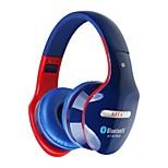 aita bt808 plegable bluetooth estéreo para auriculares auriculares FM SD TF música de radio y llamada de teléfono